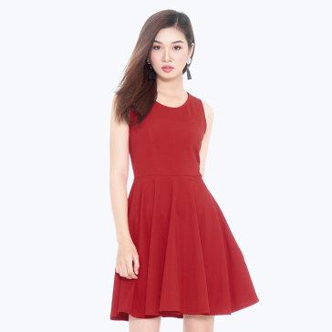Đầm Xòe Dạo Phố Pendi