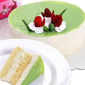 Bánh Mouse Sầu Riêng (1.5 Tấc *5) - Green Farm
