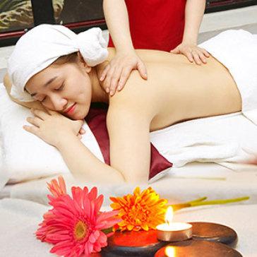 Xông Hơi, Massage Body Với Tinh Dầu Tràm (90 Phút) Cho Couple - Spa...