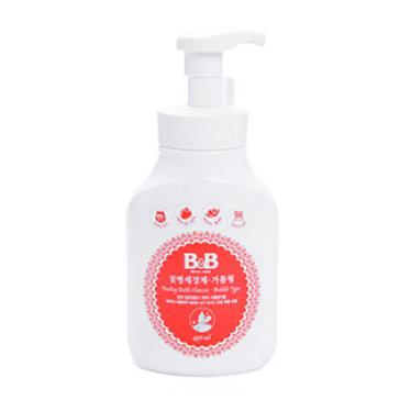 Nước Rửa Bình Sữa Cho Bé Dạng Bọt 450ML B&B
