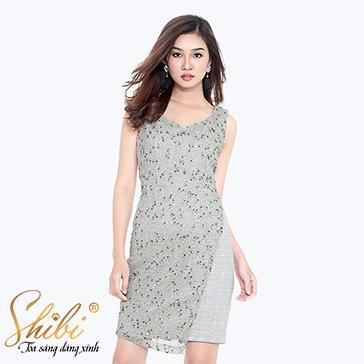 Đầm Dự Tiệc SB058 TH Shibi