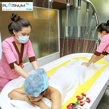 Massage Nước: Liệu Pháp Thư Giãn Kết Hợp Liệu Trình Xông Hơi,...