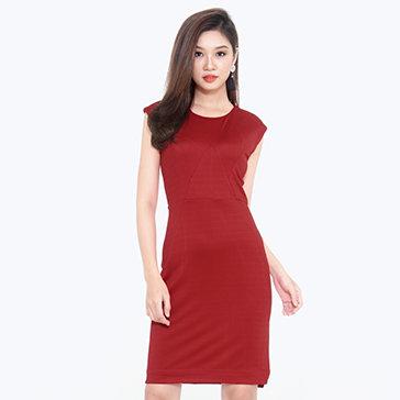 Đầm Xẻ Tà Cách Điệu