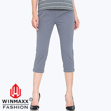 Quần Lỡ Kaki Nữ Skinny TH Winmaxx