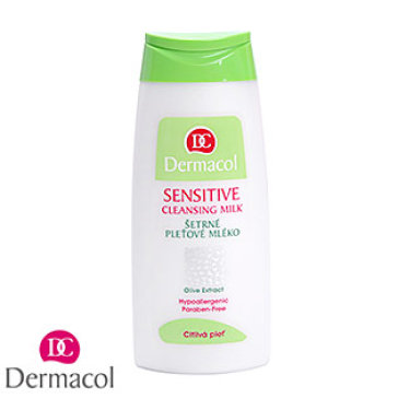 Sữa Rửa Mặt Cho Da Nhạy Cảm – Sensitive Cleansing Milk Dermacol
