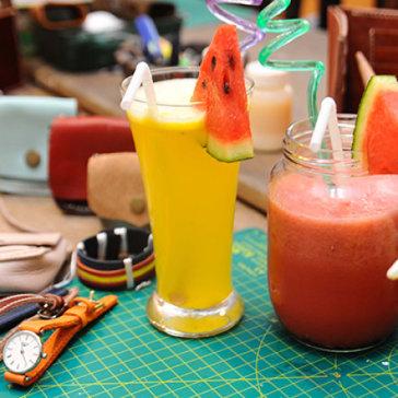 Trải Nghiệm Làm Đồ Da Handmade Tặng Kèm Đồ Uống Cho 02 Người