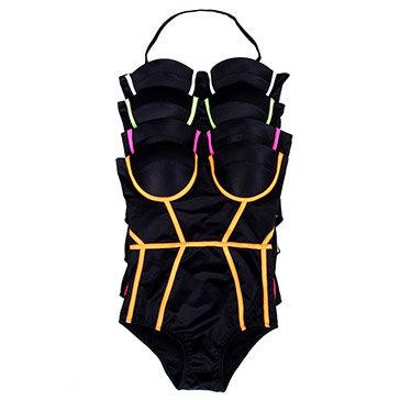Swimsuit Cúp Ngực Dày Phối Viền