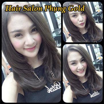 Salon Phụng Gold - Trọn Gói Tạo Mẫu Tóc Công Nghệ Mới Miễn Phí...