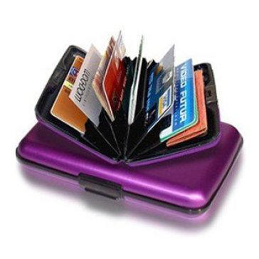 Ví Nhôm Bảo Quản Namecard, Thẻ ATM, Visa An Toàn Tiện Lợi