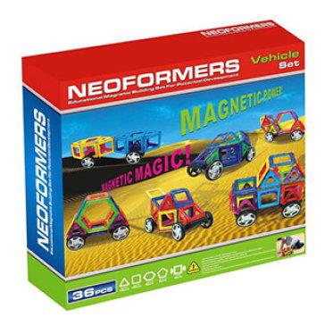 Bộ Đồ Chơi Ghép Hình Cho Bé Neoformers - BWT04 - 36 Miếng
