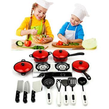 Bộ Đồ Chơi Nhà Bếp 13 Món Cho Bé