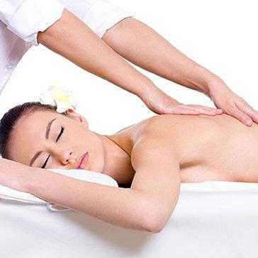 Massage Body Tinh Dầu + Đắp Và Chạy Gừng Tươi + Đắp Mặt Nạ...