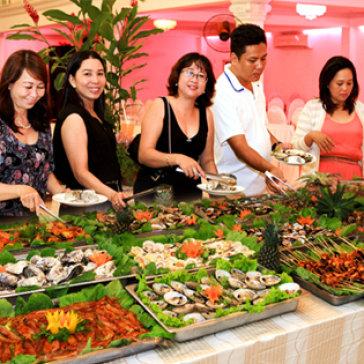 Buffet Tối Hơn 60 Món Lẩu + Nướng Tự Chọn (Bao Gồm Nước) -...