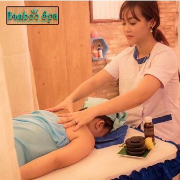 01 Trong 03 Gói Dịch Vụ Massage Body Tại Bamboo Spa