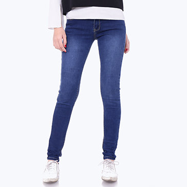 Quần Jeans Nữ Thời Trang D&H