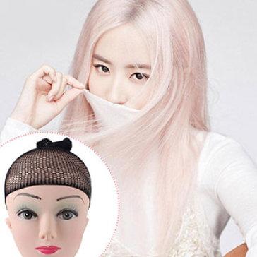 Combo Bộ Tóc Giả Hàn Quốc Và Lưới Trùm Tóc Giả Wig Cap