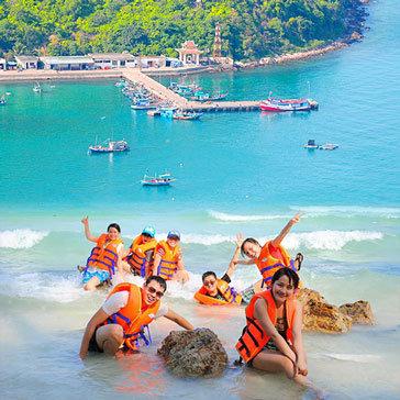 Tour Nam Du 2N2Đ – Xe Giường Nằm – Tiệc BBQ – Tặng 2 Tour: Tour Câu Cá Ngắm San Hô Và Tour Xe Máy Dạo Đảo