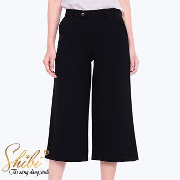 Quần Culottes Thời Trang Shibi