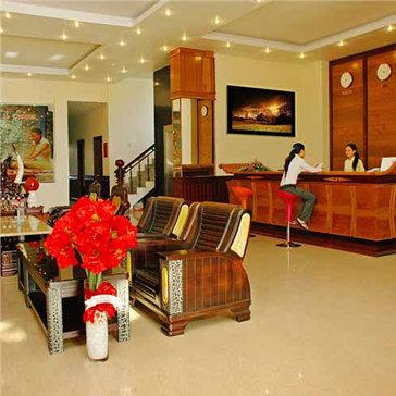 Crown Hotel 3* Trung Tâm TP Huế, Bao Gồm Ăn Sáng 2N1Đ Dành Cho 2 Người
