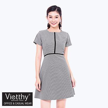 Đầm Nối Ren Việt Thy