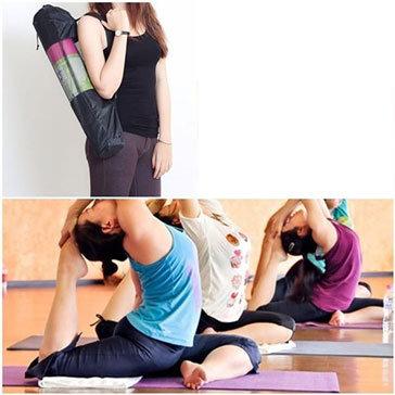 Thảm Tập Yoga Cao Cấp Có Túi Đựng