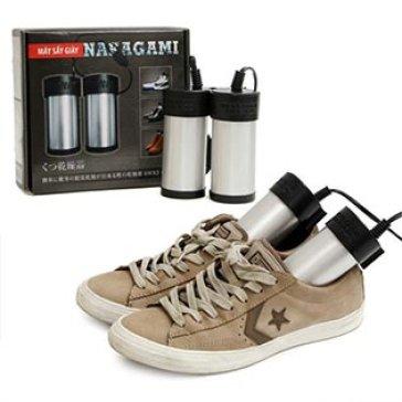 Máy Sấy Giày Nakagami Khô Nhanh, Khử Mùi BH 6 Tháng