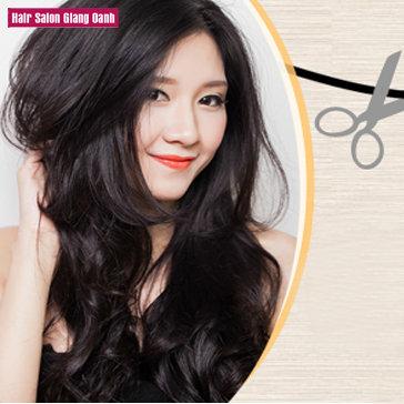 Trọn Gói Tóc Đẹp Tại Cây Kéo Vàng Toàn Quốc Giang Oanh Hair Salon...