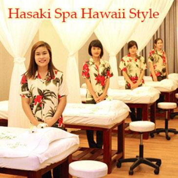 Miễn Tip, Gói 5 Lần Giảm Béo Chuyên Sâu Vùng Bụng S-line CN Nhật Bản - Spa Hasaki Phong Cách Hawaii