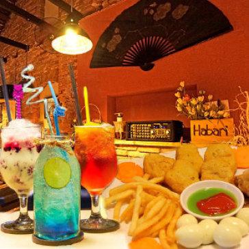 Thưởng Thức Toàn Menu Ăn Vặt & Thức Uống  - Habari Tea & Coffee