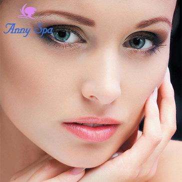 Massage Chăm Sóc Da Mặt Kết Hợp Cổ Vai Gáy Tại Anny Spa