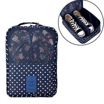 Túi Đựng Giày Tiện Ích Floral Shoes Pouch