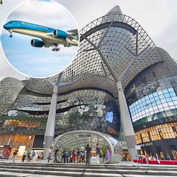 Tour Hà Nội - Singapore - Malaysia - Indonesia 6N5Đ, Bay Vietnam Airline Cho 01 Người