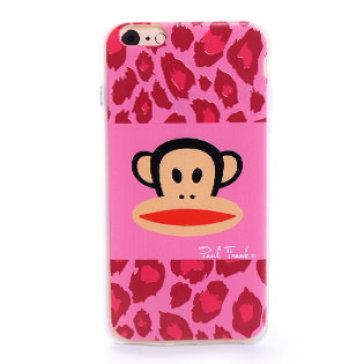 Ốp Lưng Dẻo Monkey Cho iPhone 6 Và iPhone 6 Plus Cao Cấp