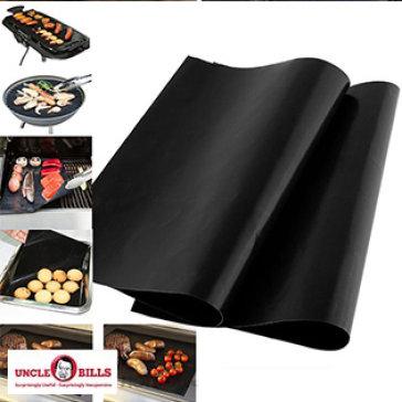 Giấy Nướng BBQ Màu Đen 30x50 cm UBL