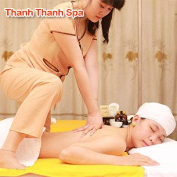 Buffet Spa Thoải Mái Lựa Chọn 01 Trong 06 Gói Massage Body 100'
