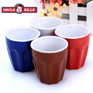 Combo 4 Ly Cà Phê Espresso Sứ Cao Cấp 7x6 cm Uncle Bills - KD0337