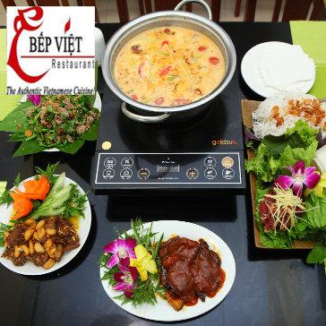 Set Bò Đủ Món Tại Nhà Hàng Bếp Việt - 17 Nguyễn Đình Chiểu