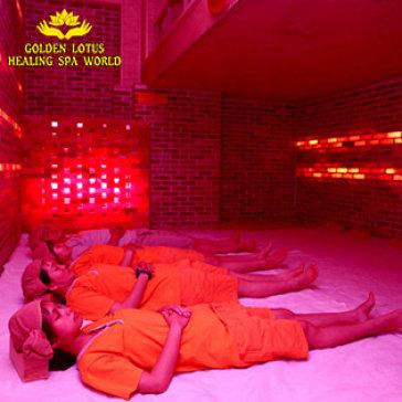 Chi Nhánh Quận 3 Nghỉ Dưỡng Cùng Gia Đình Với DV JJim Jil Bang-Evening Hàn Quốc Tại Golden Lotus Healing SpaWorld