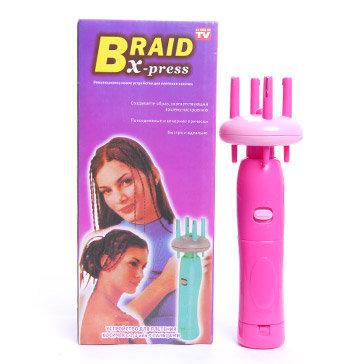Máy Tết Và Xoắn Tóc Tự Động Braid X-Press