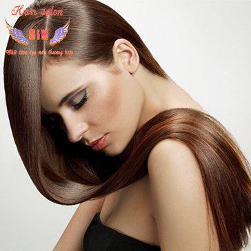 Tóc đẹp đẳng cấp Tại Hair Salon SIN