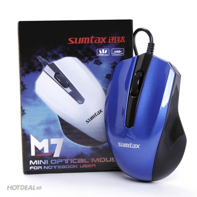 Chuột Quang Sumtax M7 (Bảo Hành 1 Năm)