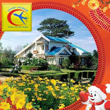 Tour Nha Trang - Đà Lạt 4N4Đ - Diamondbay 4* - Tiệc Thịt Nướng Đón Tết