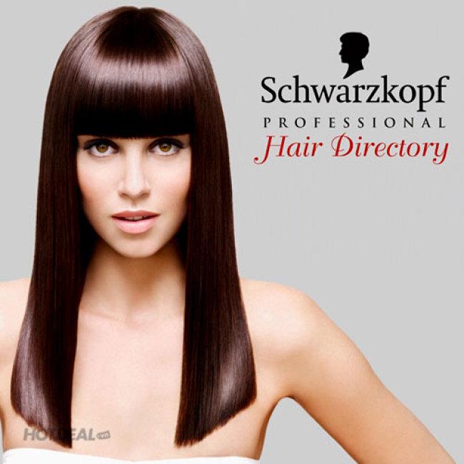 Trọn Gói Làm Tóc Cao Cấp Bằng Schwarzkopf Tại Hair Salon Quyên Angel