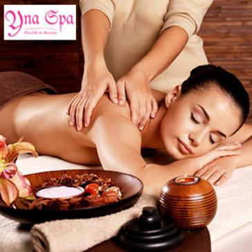 Massage Body Đá Nóng + Detox Thanh Lọc Cơ Thể + Triệt Lông + Cắt Da + Sơn Gel + 1 Phần Mì Gói/ Trái Cây