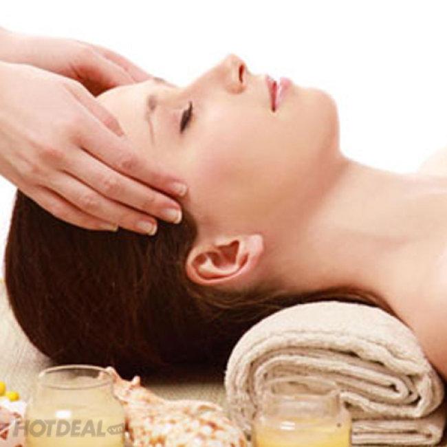 Massage Body Lưng, Chân Sau, Vai, Cổ Gáy - Massage Mặt, Hút Chì Thải...