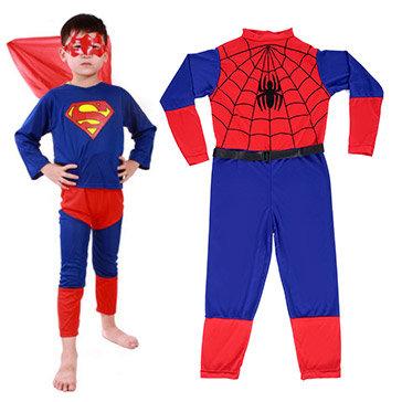 Bộ Đồ Cosplay Người Nhện - Spider Man Cho Bé
