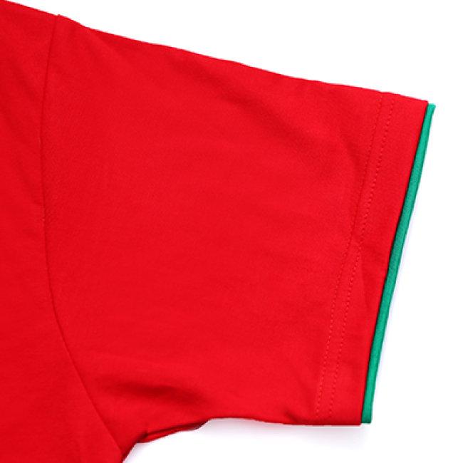 Áo Thun Kibu Có Đèn Chớp Cho Trẻ Em Họa Tiết Ông Già Noel Đỏ...