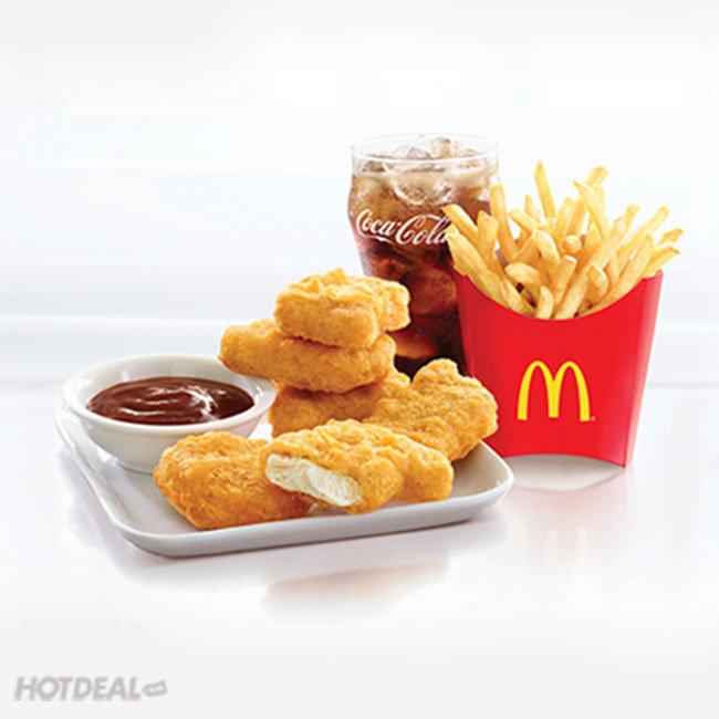 McDonald's Trải Nghiệm Vị Ngon Lừng Danh Thế Giới Duy Nhất Tại...