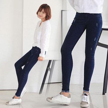 Quần Jeans Nữ Thời Trang HD (11-13)