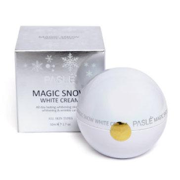 Kem Trắng Da Mặt Tức Thì Pasle Magic Snow White Cream 50ml